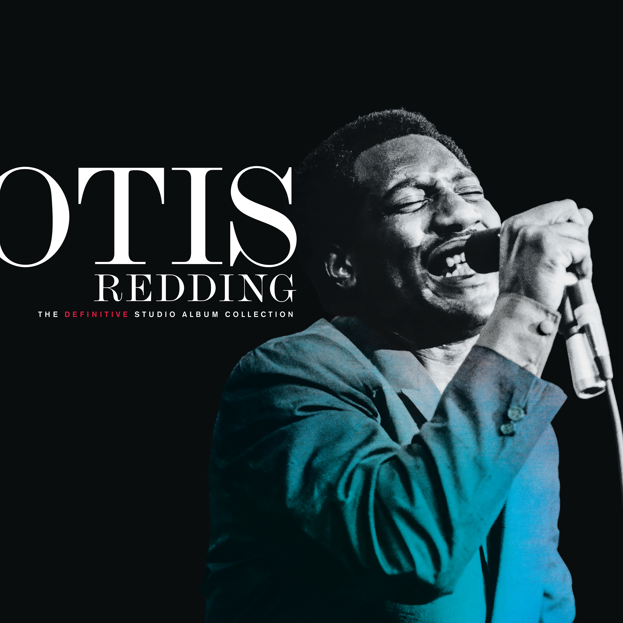 Otis Redding The Definitive Studio Album Collection