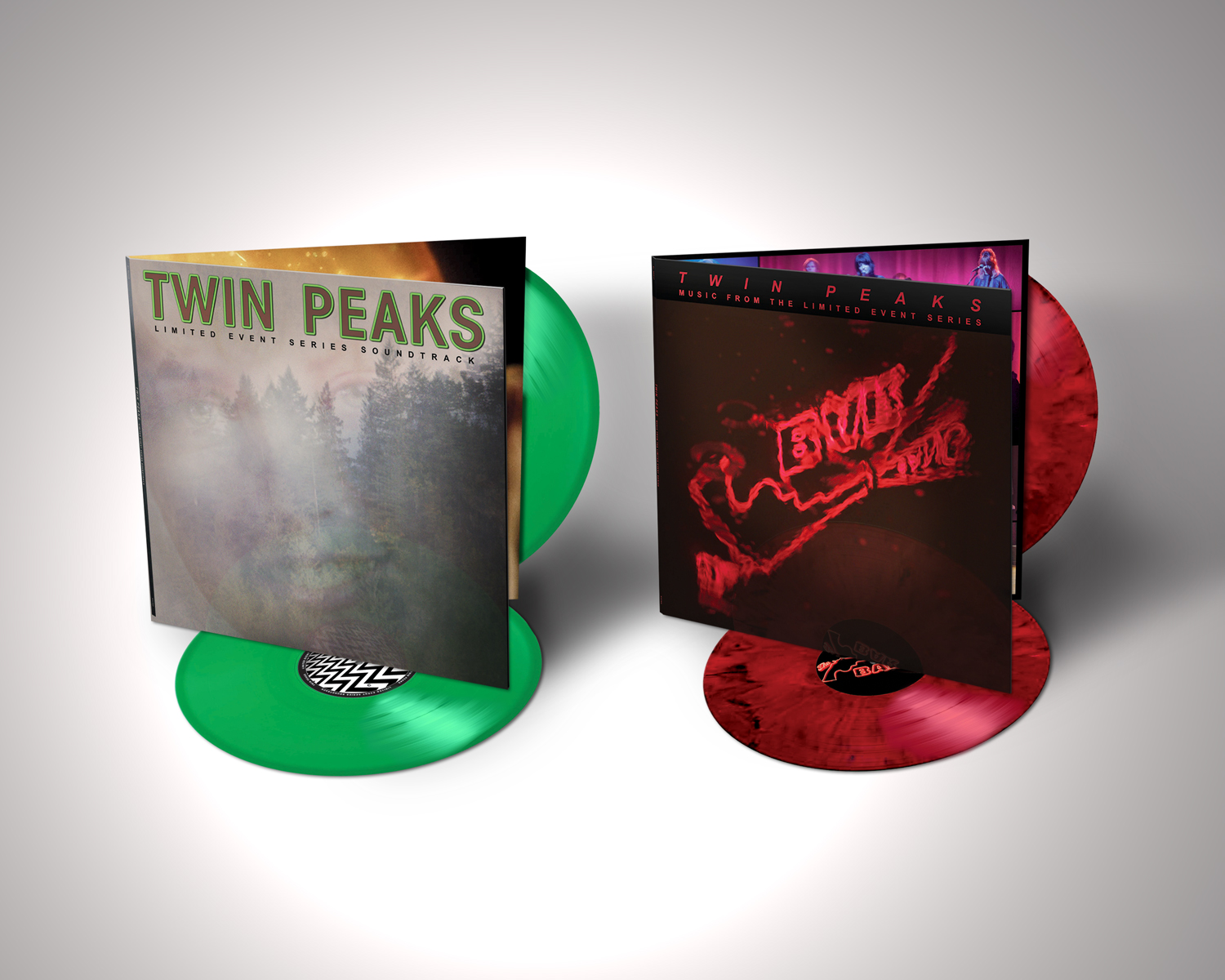 Twin Peaks Music From The Limited Event Series Rhino Media