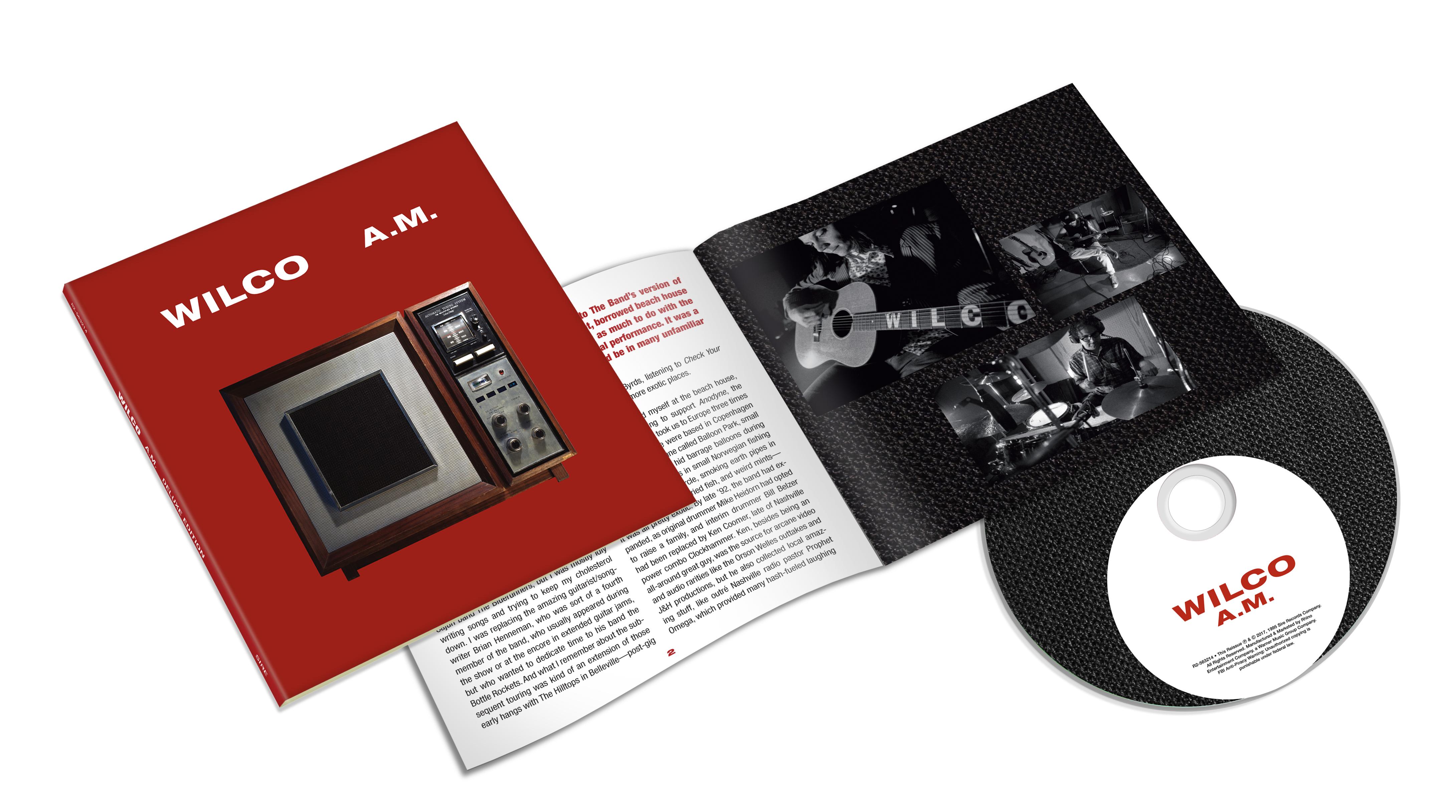 A M Deluxe Edition Rhino Media
