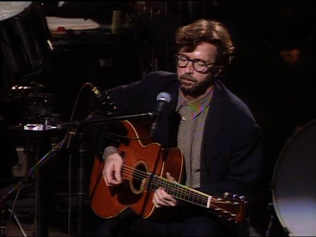 Eric Clapton (Unplugge...