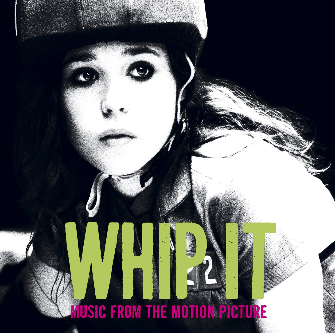 WHIP IT – MUSIC FROM THE MOTION PICTURE   Rhino Media